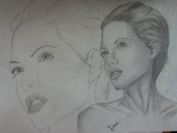 Angelina Jolie por tperfectionist